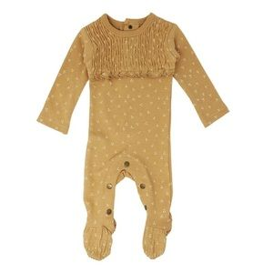 2 Organic- L'ovedbaby Footie